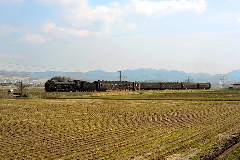 D51498 会津若松-広田