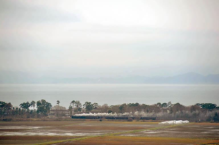 D51498 湖畔裏 猪苗代湖畔