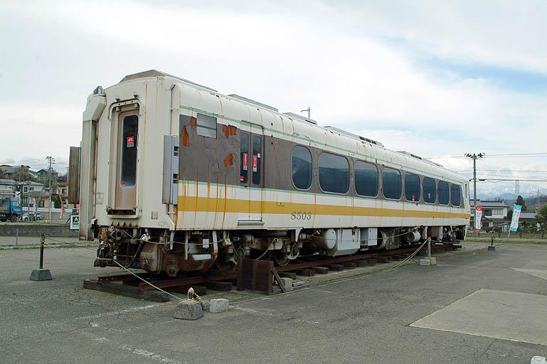 名鉄 会津鉄道 8503 会津村