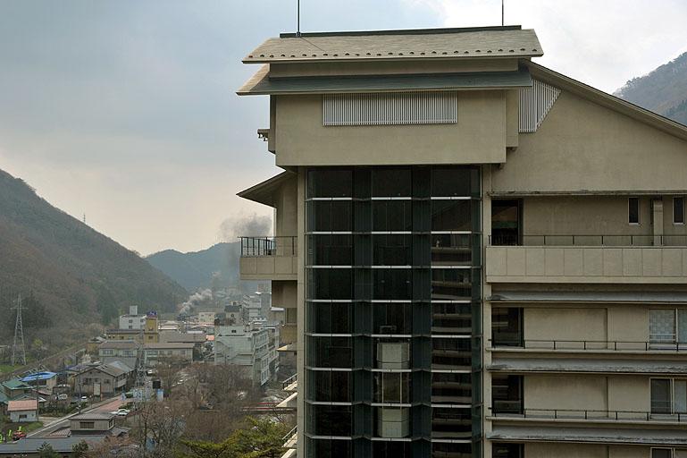 D51498 ホテル華の湯 松風館 磐梯熱海-中山宿