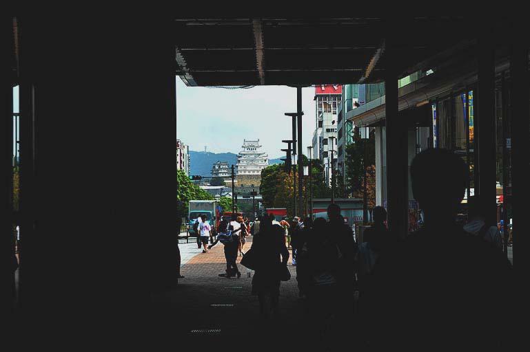 姫路駅 姫路城