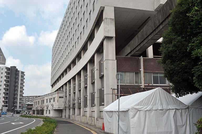 姫路市営モノレール 大将軍駅 高尾アパート