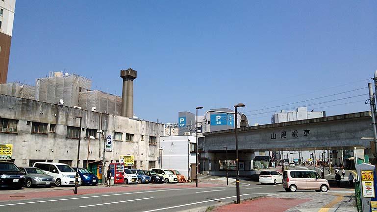 姫路市営モノレール 姫路-大将軍