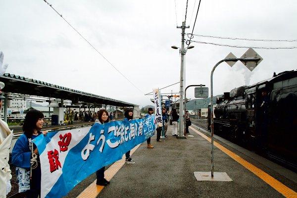 D51498 釜石駅