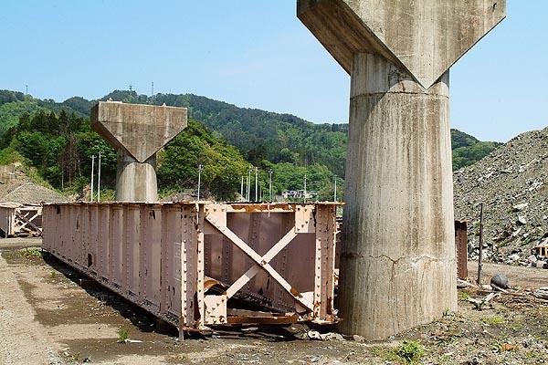 山田線 大槌川橋梁