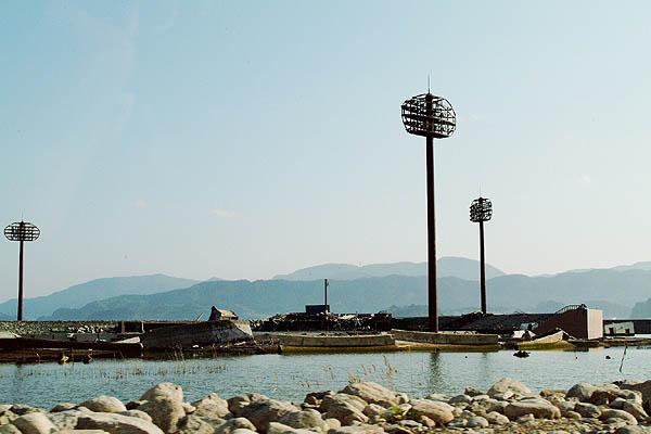 陸前高田 野球場