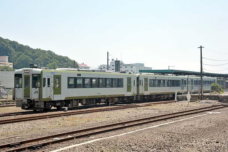 キハ110 釜石