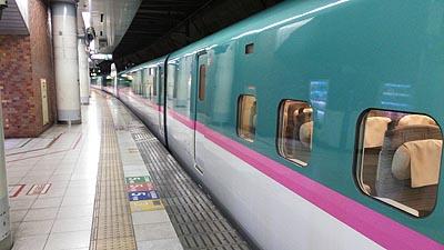 E5系 上野