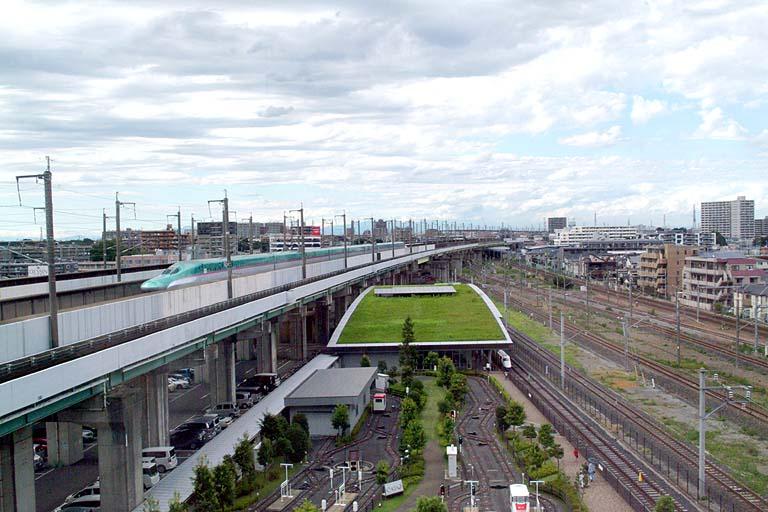 鉄道博物館 E5系