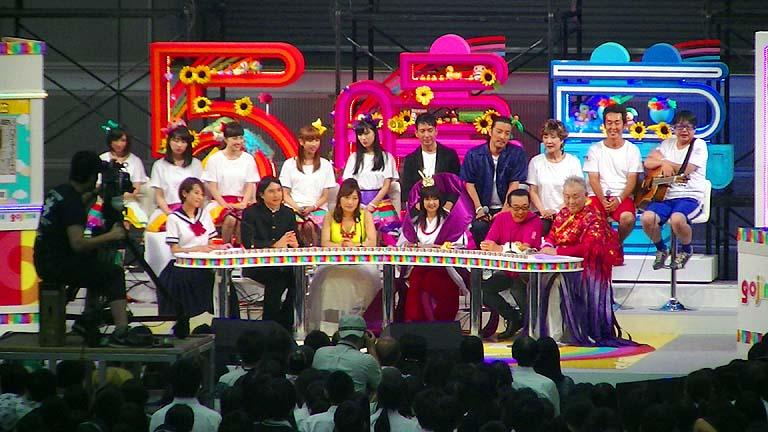 TOKYO MX 5時に夢中! さいたまスーパーアリーナ高校生ボランティア・アワード 便乗SP!